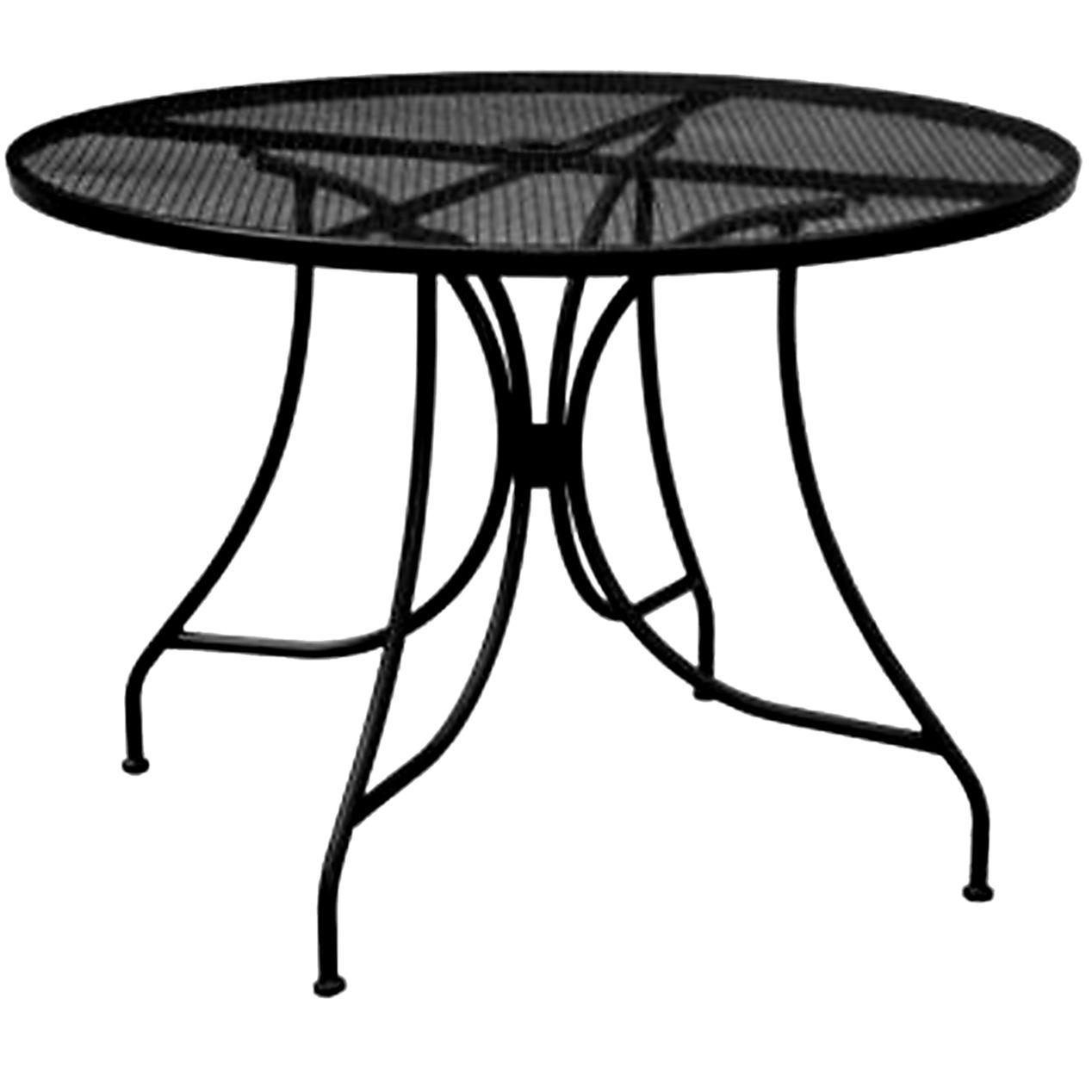 black wrought iron round table home patio accent small coffee designs cherry end bistro theater furniture antique side with shelf nautical lamp shades retro designer corner steel