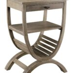 blondelle accent table crestview collection sylvan furniture bengal manor mango wood twist modern side lamp pub height kitchen wicker indoor iron nesting tables small foyer pier 150x150
