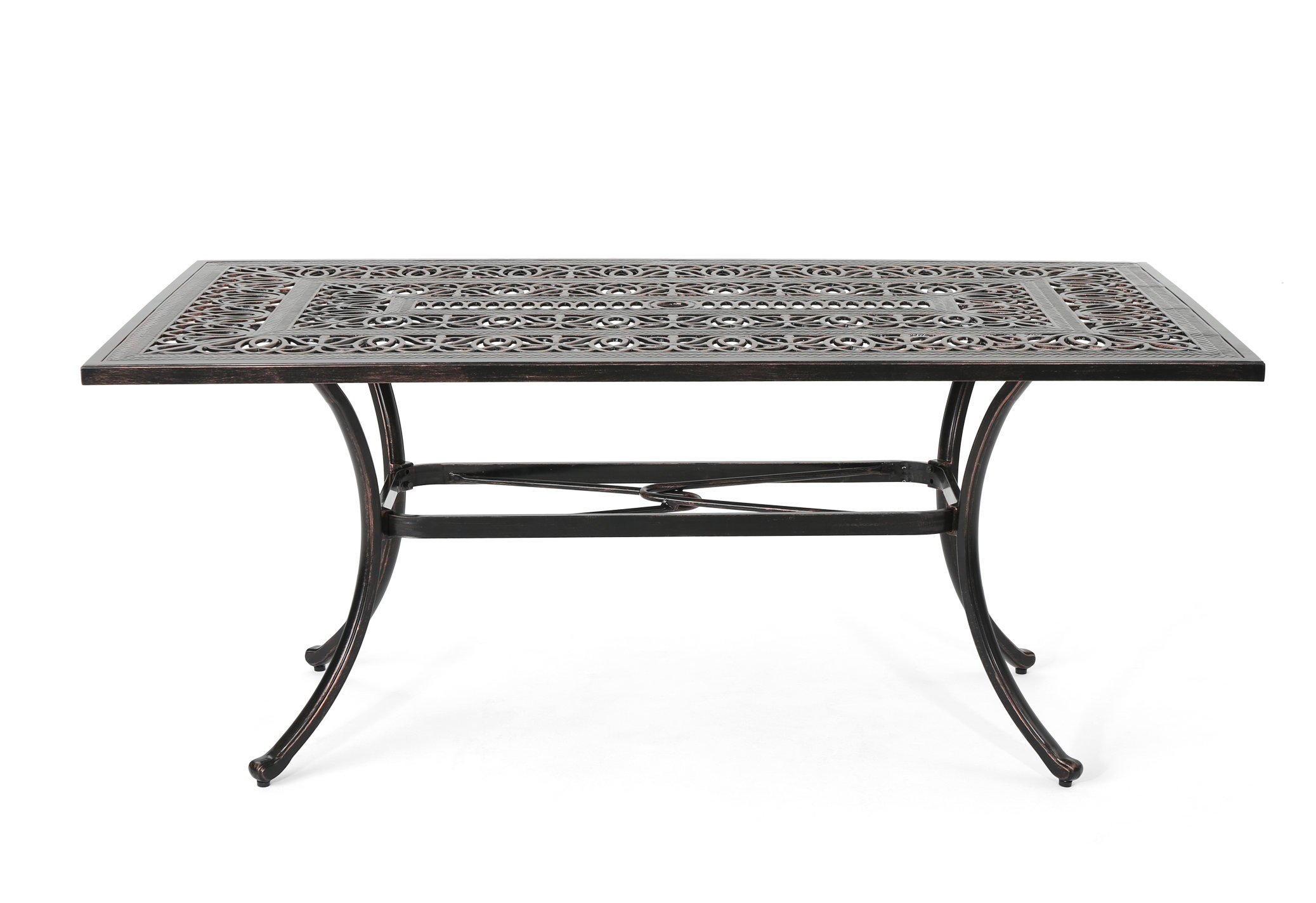 bloomsbury market stein metal dining table tibetan drum accent black glass living room tables drop leaf console modern furniture reproductions teak standard height sofa end