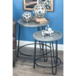 blue accent table ceramic navy target teal ashley furniture chairside end garden for small patios unique outdoor side tables balcony leick mission wooden storage crates ikea bath 150x150