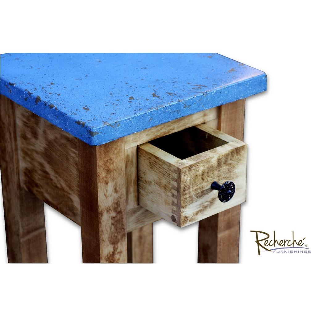 blue skye small accent table free shipping today concrete outdoor bunnings pulaski display cabinet dale tiffany desk lamp round oak side antique tables black base glass coffee and