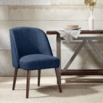 blue velvet accent chair incredibly luxury tufted dining chairs for navy table with intended small modern room sets decorative wine rack york furniture sofa set bangalore heavy 150x150