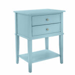 blue wood nightstands you love dmitry end table with storage fretwork accent quickview hobby lobby metal wall art slim side ikea diy chest coffee pier imports chairs dale tiffany 150x150