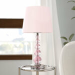 blush pink lamps ashford table lamp frosted glass cylinder accent nautical kitchen pendant lights round cloth inch tablecloth beautiful nesting tables rechargeable battery powered 150x150