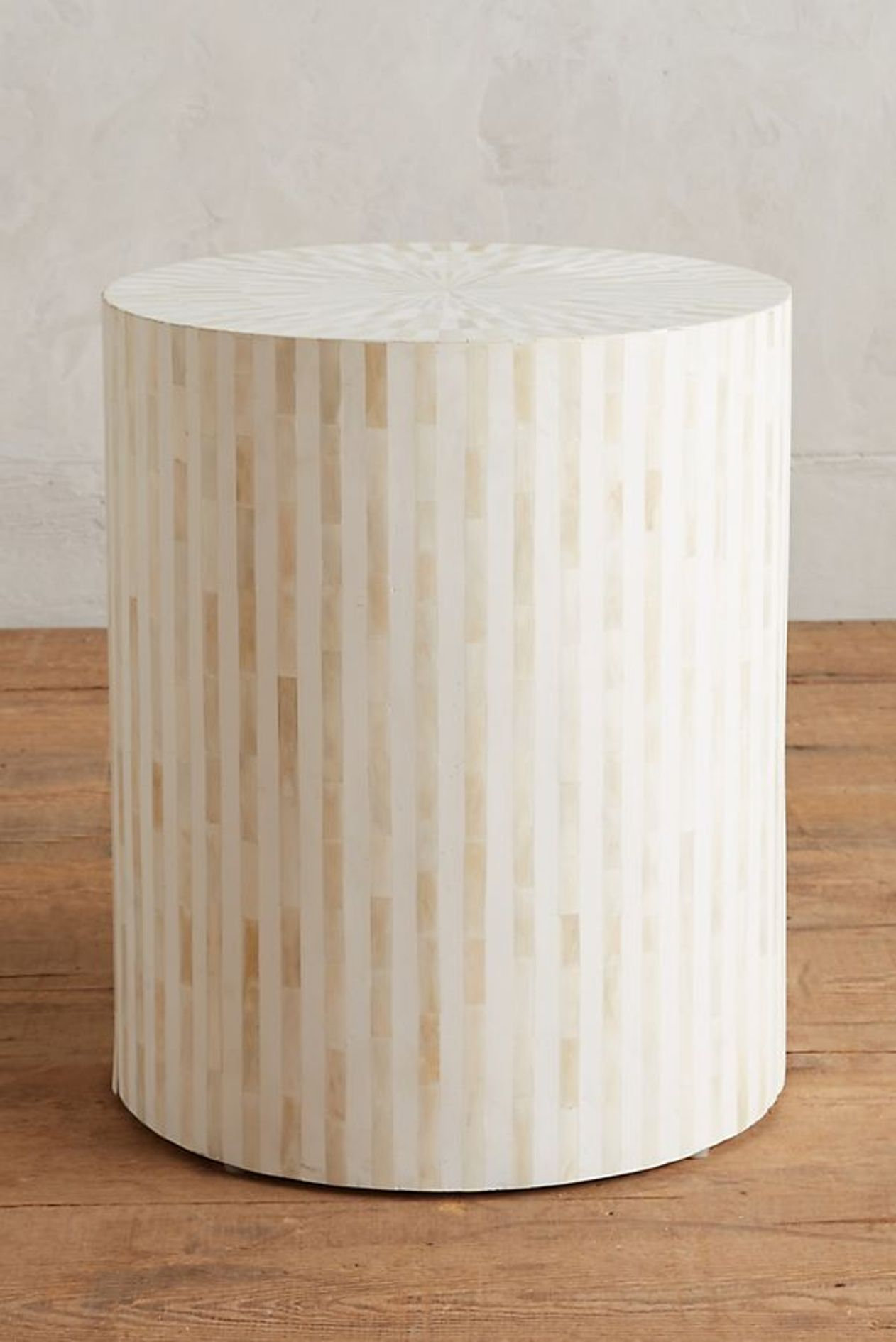 bone inlay drum side table white stripe design with etsy fullxfull accent marble top brass coffee wheels small triangle chairs set carpet joining strip corner bench dining