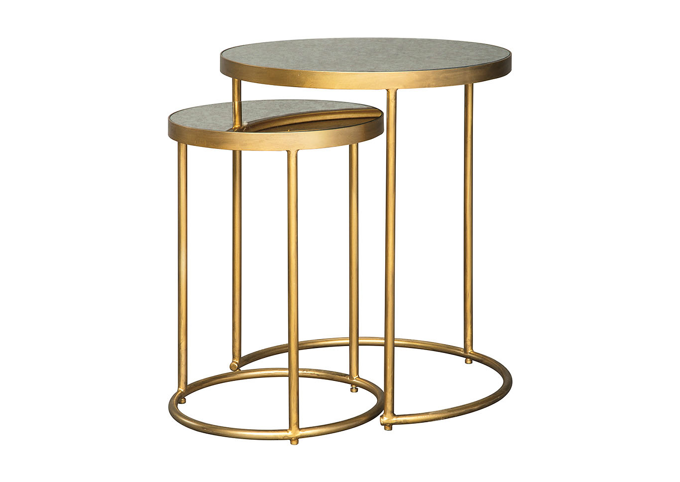 bordelon home furnishings majaci gold finish white accent table set signature design entry for small spaces center cover entryway with shoe storage blue end tables living room