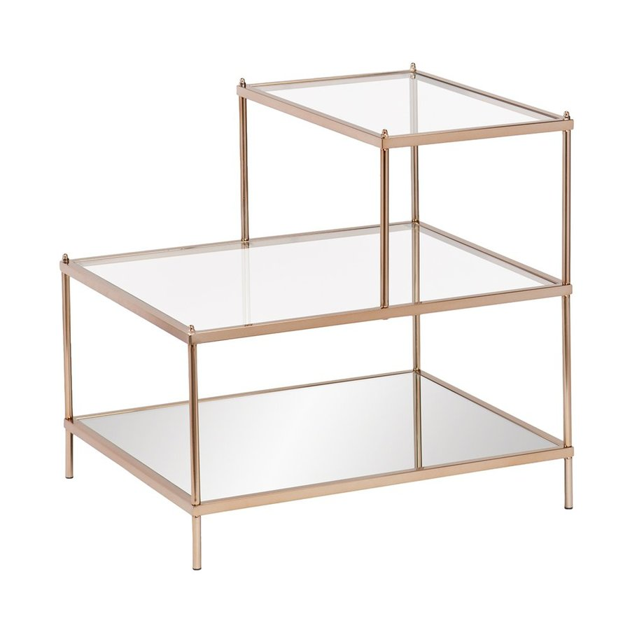 boston loft furnishings hawthorne metallic gold glass midcentury end top accent table mid century replica furniture heat resistant cloth watchers the wall corner bar height patio