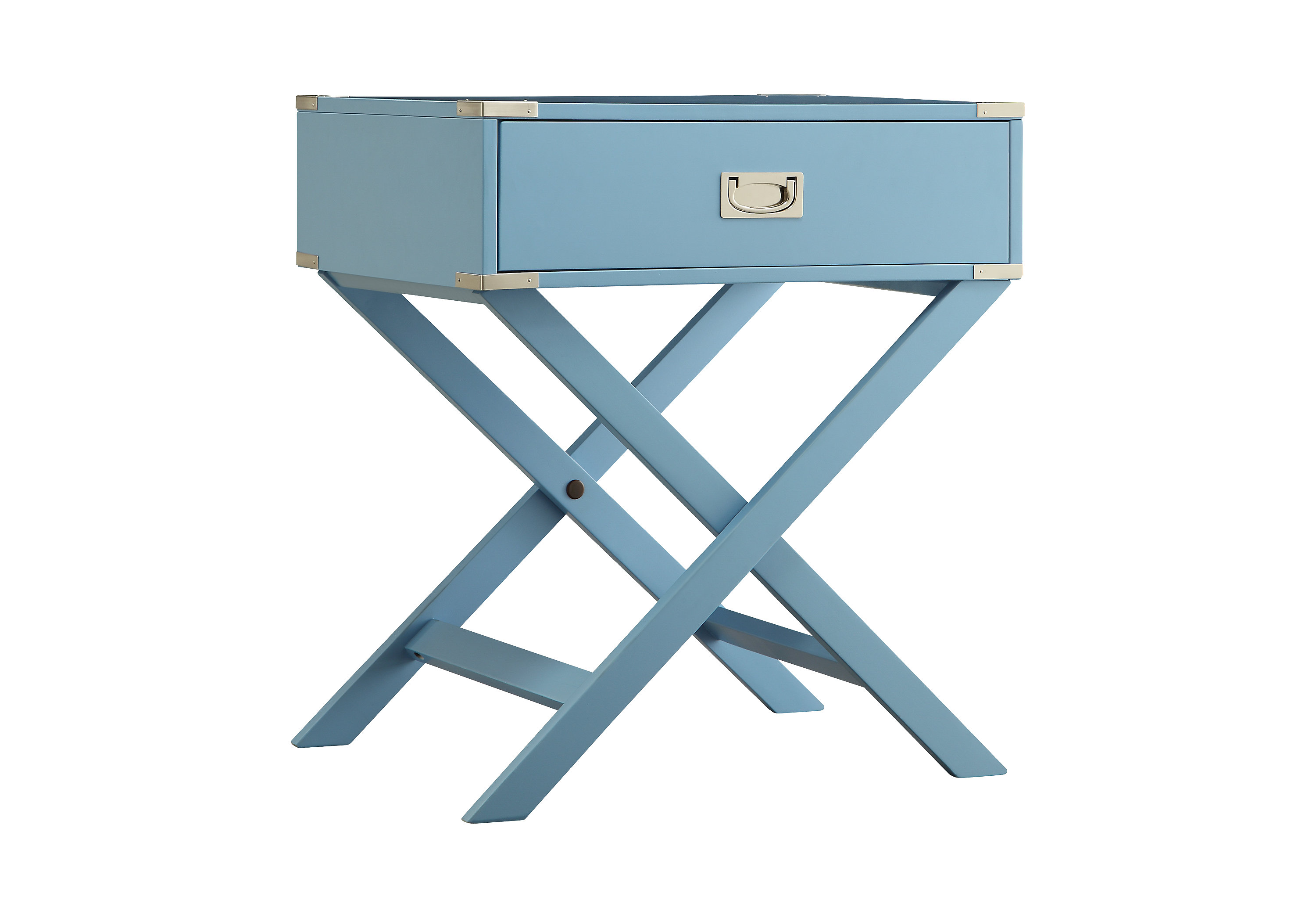 bowen blue accent table tables colors teal roll over zoom reclaimed wood kitchen laminated tablecloth clear plastic and white umbrella pendant lighting folding nic drop leaf
