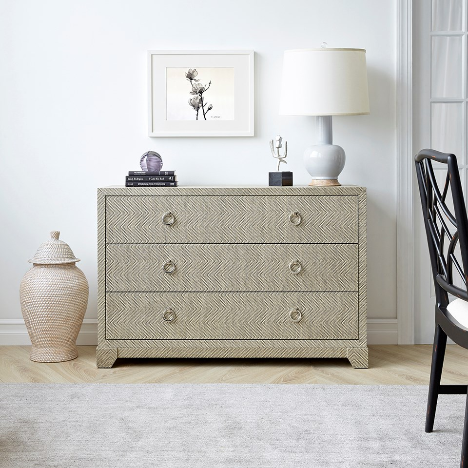 bradley grey tweed dresser bedroom furniture dear keaton large drawer styled hourglass accent table threshold ikea small dining dark round coffee ott carpet tile edging strip mid