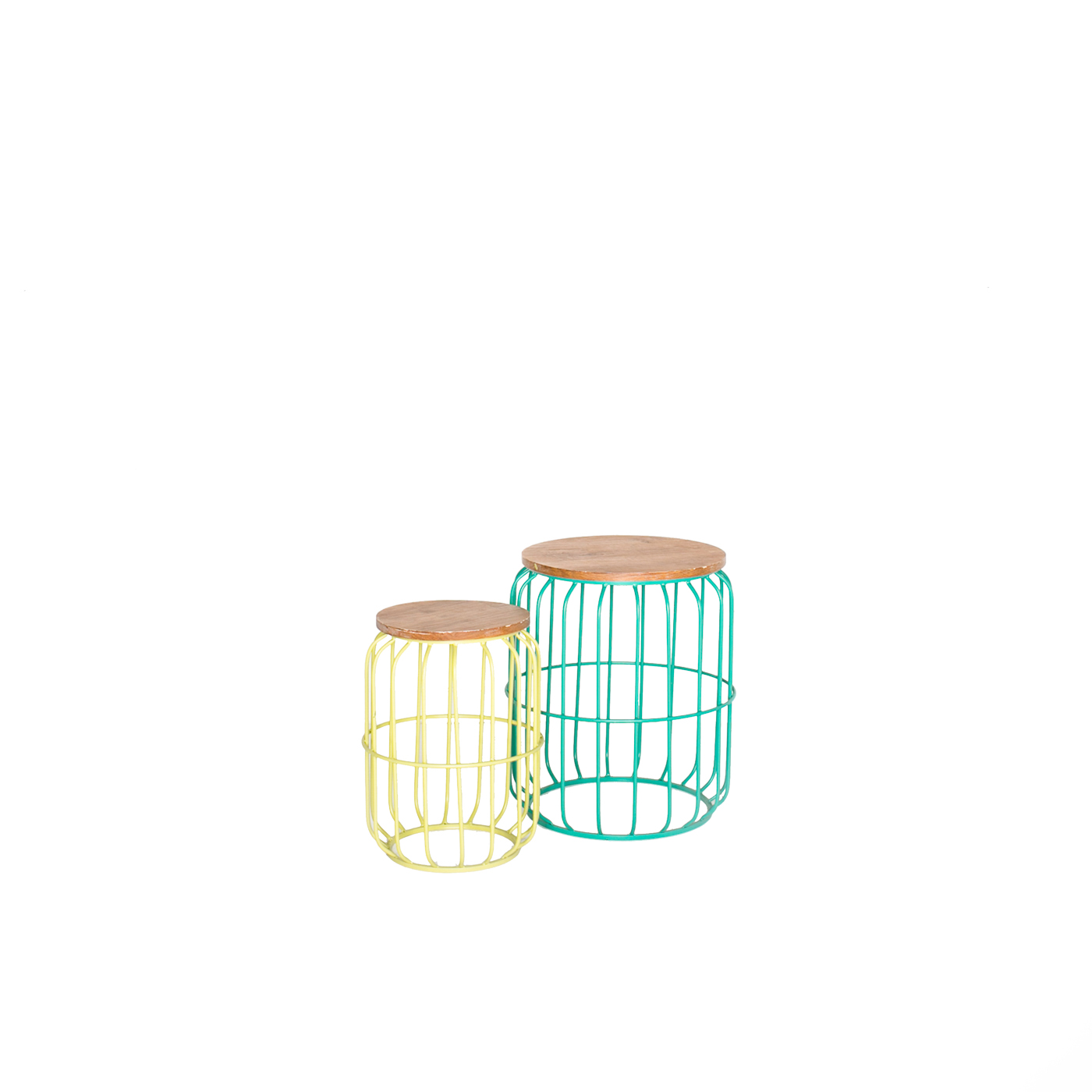 brass drum accent tables pow wow design studio table cactus barrel modern furniture for small spaces farmhouse dining set glass nesting target console teal decor barn door