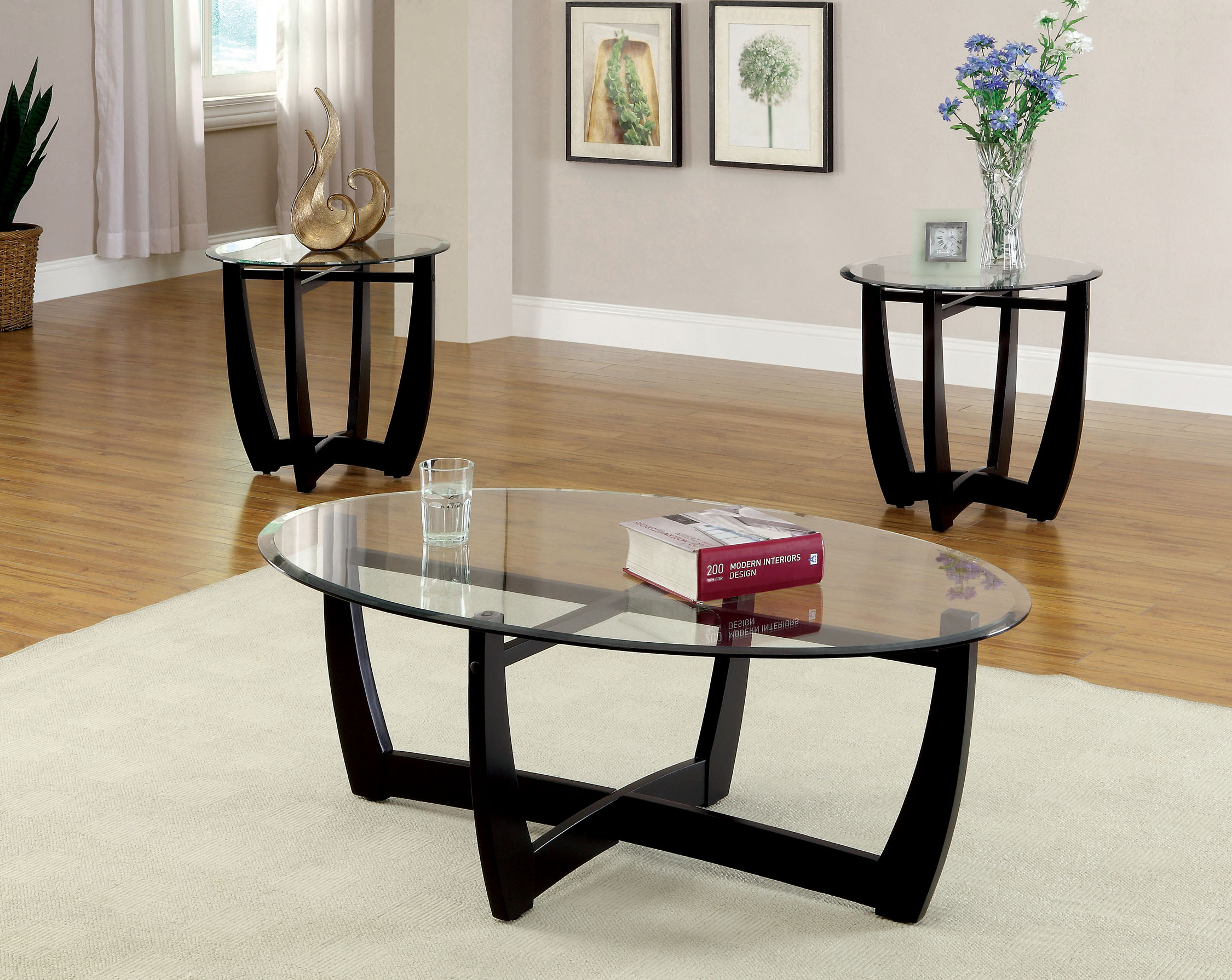 breathtaking coffee table sets glass ideas wallercountyelections create stylish contemporary environment with this unusual three piece accent set the eccentric angular legs