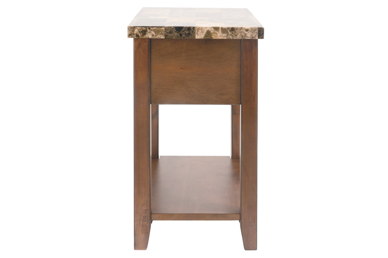 breegin chairside end table ashley furniture home back accent with baskets lucite coffee pottery arn jcpenney bedding outdoor side brown beach cottage decor futon covers target