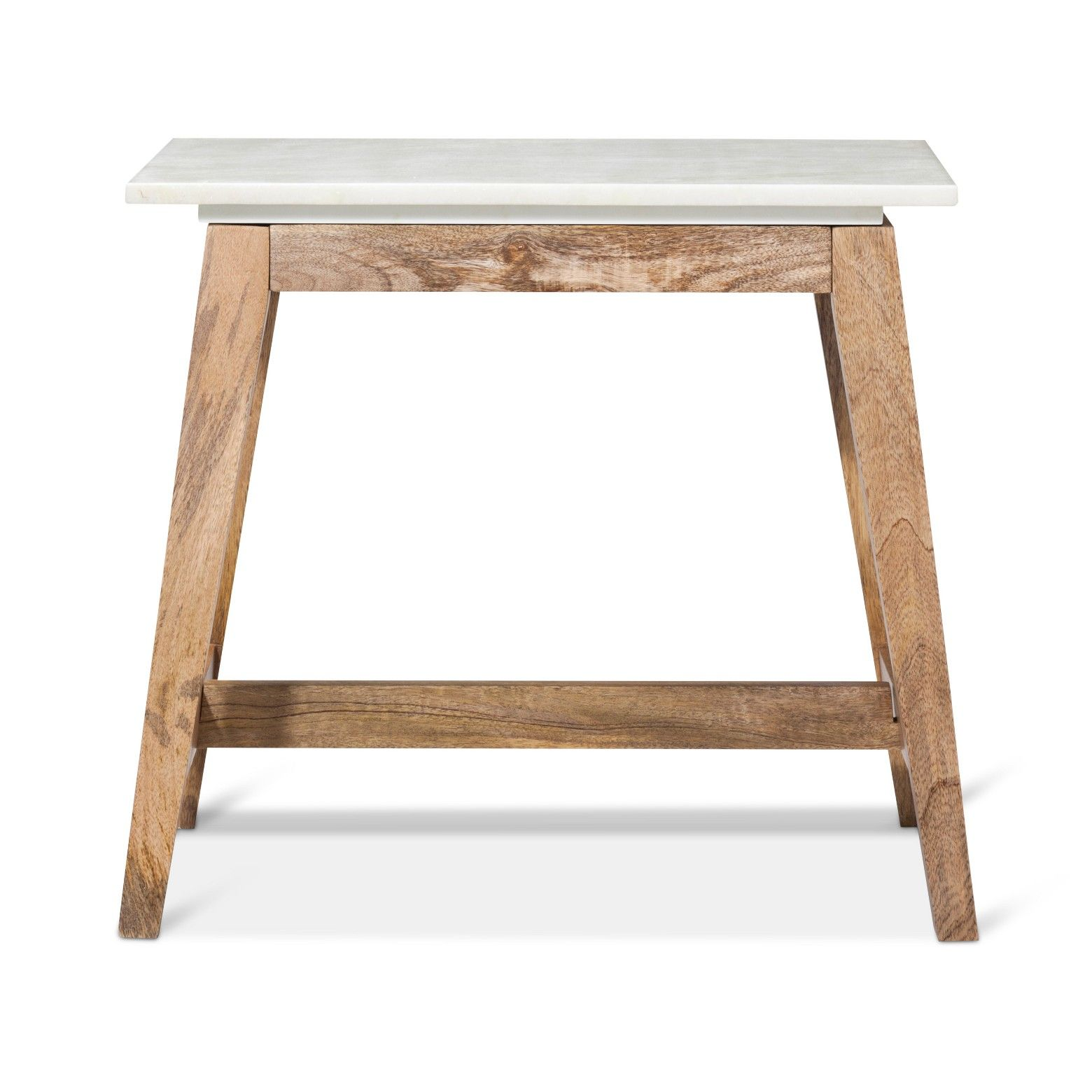 bring little rustic elegance into your home with the lanham accent threshold metal table wood top marble from this side easy piece mix small wheels red patio furniture ships