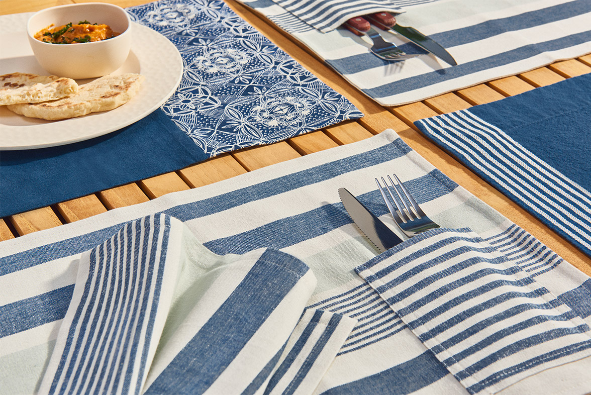 bring the mediterranean your table boutique ricardo lookbook accent placemat santorini charming cafes and tic trattorias venice you set with accents combining warmth elegance