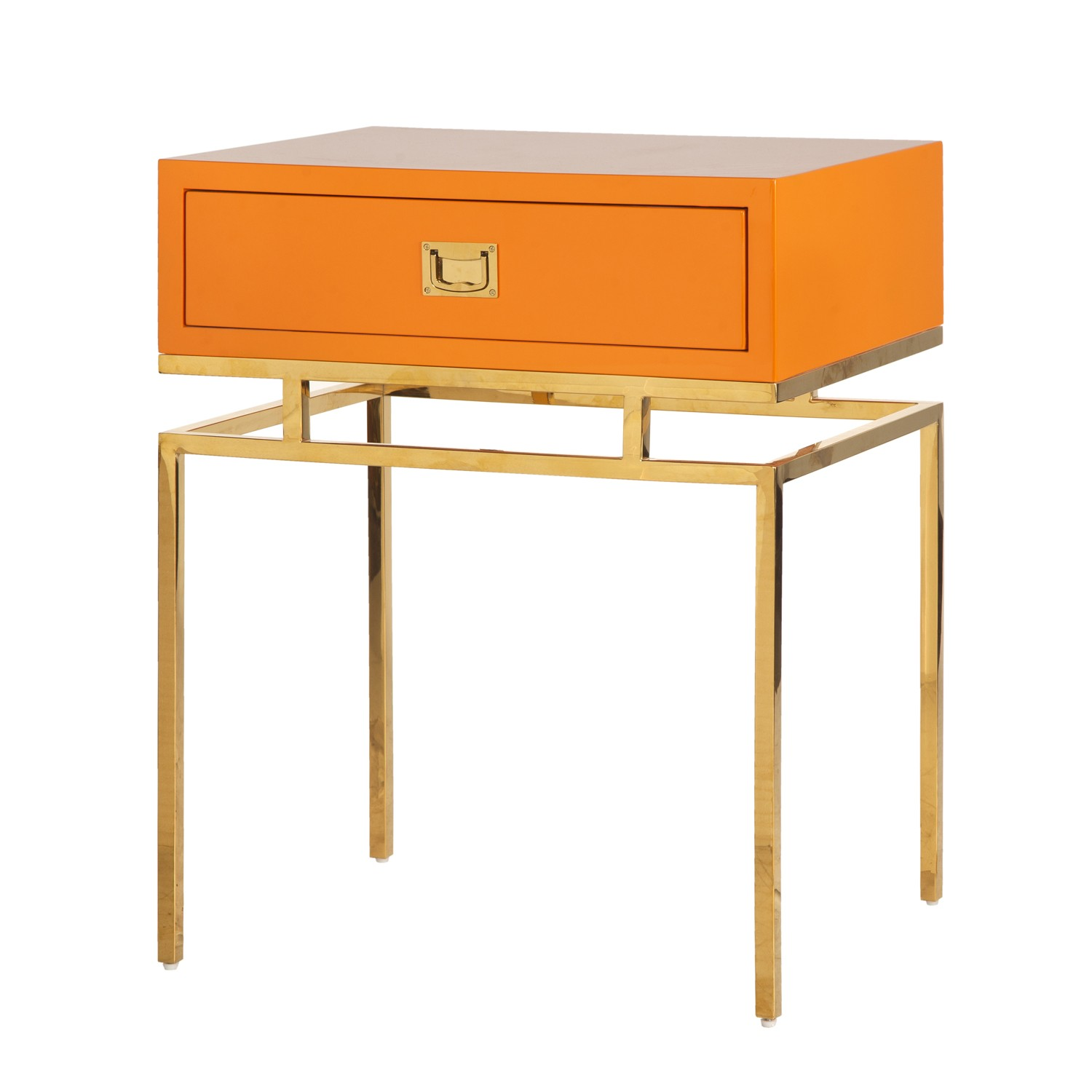 brinson lacquer side table mecox gardens fnst timor wood trunk accent sofa bench ikea inch console ashley furniture office desk small patio set clearance trestle base outdoor