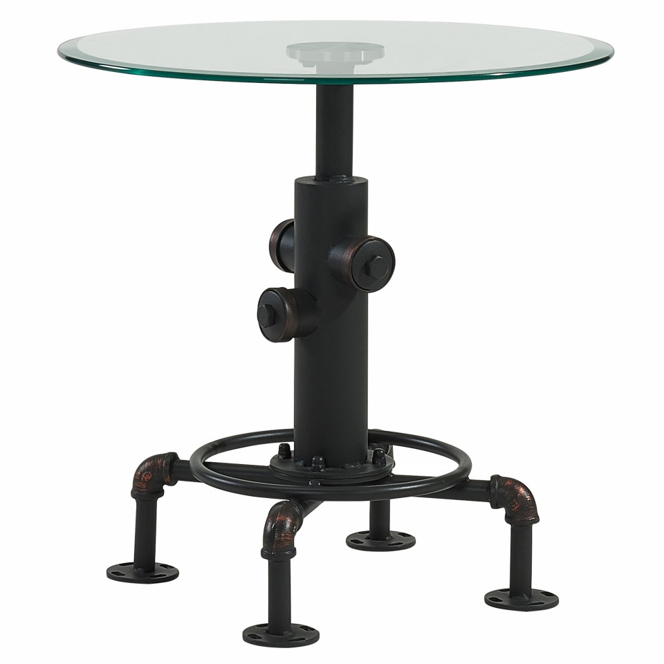 bronx accent table antique black tables beautiful round tablecloths latin percussion instruments white marble top outdoor furniture calgary metal stools target retro modern chairs