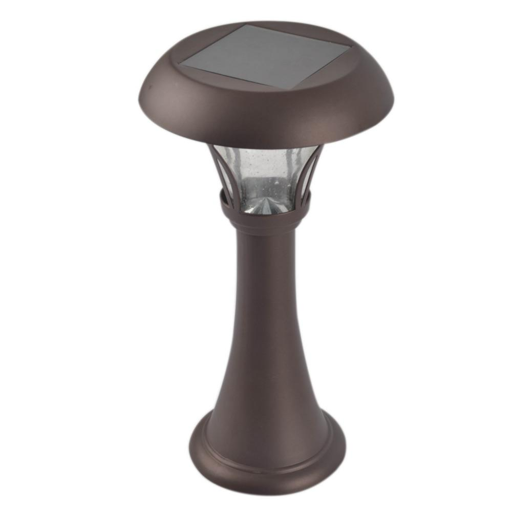 bronze outdoor solar table lamp scl the lamps metal accent cherry wood end tables with drawer croscill shower curtains winsome french bistro marble top mcm side junior drum stool