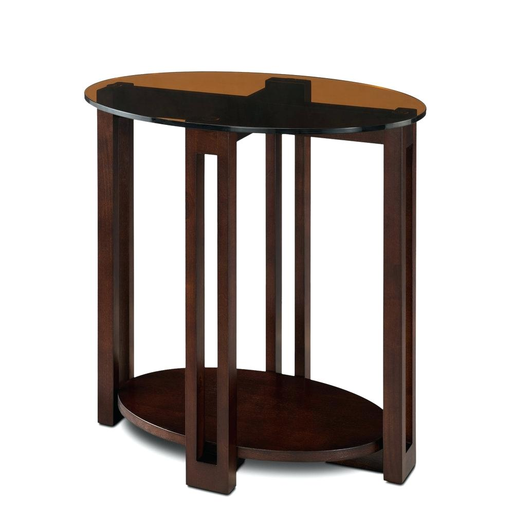 bronze side table base outdoor oval glass top contemporary white lamp peva tablecloth furniture narrow rustic sliding door kohls dishes wood end flip currey and company grey
