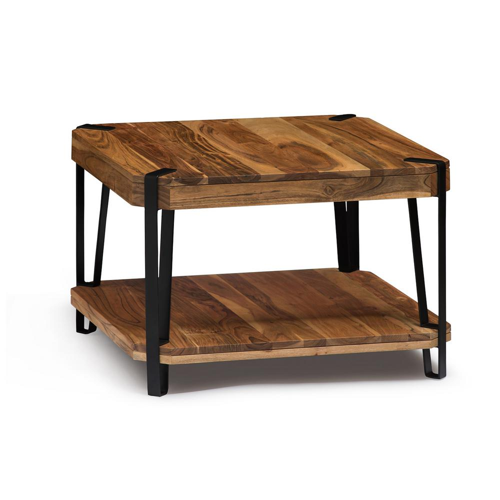 brown end table live edge tables accent the black alaterre furniture coffee ryegate and natural wood with metal cube hexagon home goods side lamps set lap desk pier candles