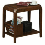 brown oak accent table bizchair monarch specialties msp main corner our beveled with storage shelf now desk lamps uttermost gin cube jcpenney bag gold end target chairs short 150x150