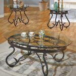 brown outdoor side table probably terrific best black end tables coffee fabulous base silver and glass round square set top accent large tablecloth pink lace industrial steel legs 150x150