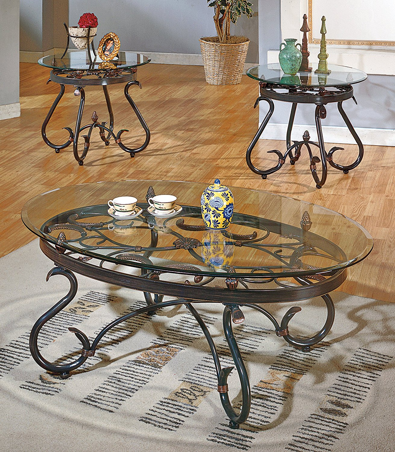 brown outdoor side table probably terrific best black end tables coffee fabulous base silver and glass round square set top accent large tablecloth pink lace industrial steel legs