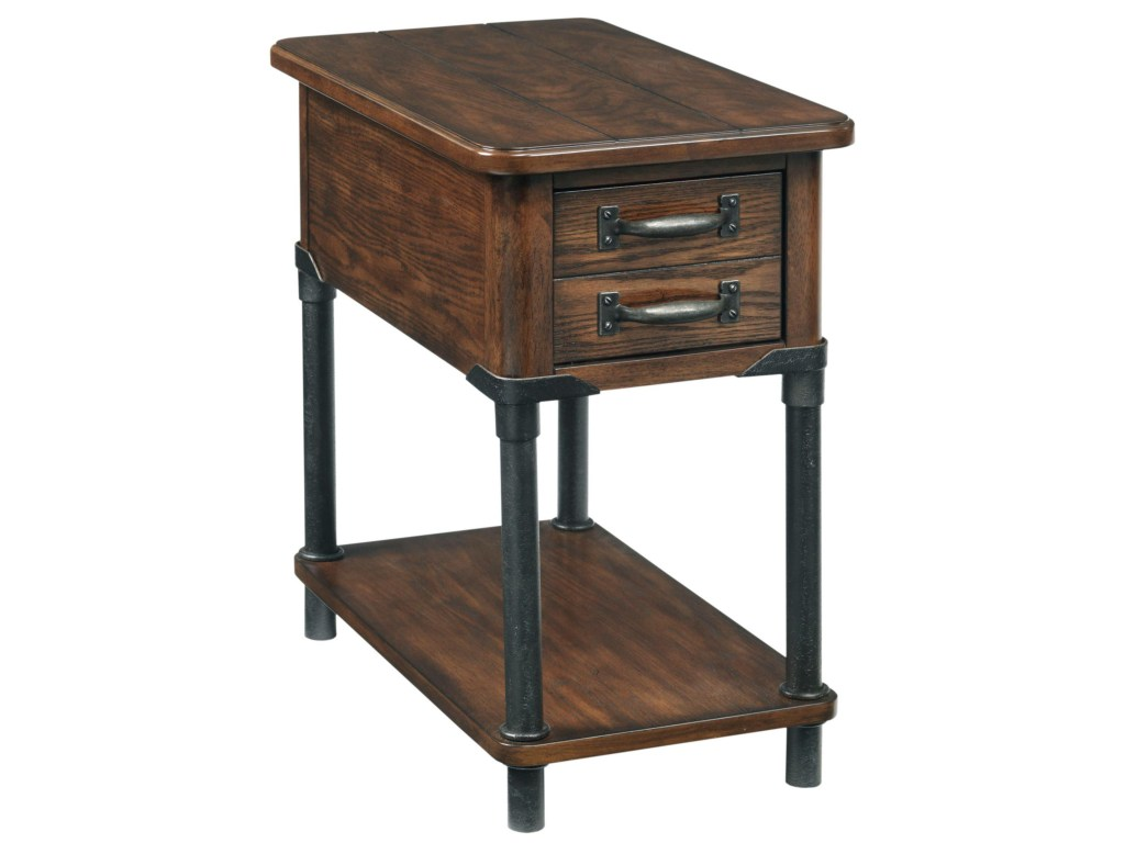 broyhill furniture saluda accent table with shelf john products color drawer and home simple white nightstand ikea desk mirror retro designers bedside design ideas living room