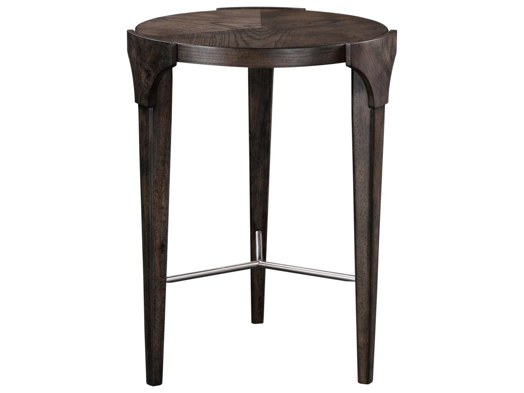 broyhill furniture zachary round accent table conlin products color threshold side with metal legs boss bass chorus sun umbrella studio apartment concrete outdoor bunnings small