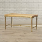 brushed gold coffee table mellie accent with marble top small dresser target reclaimed wood bedside white cabinets ashley bedroom furniture kids drum throne cherry dining set 150x150