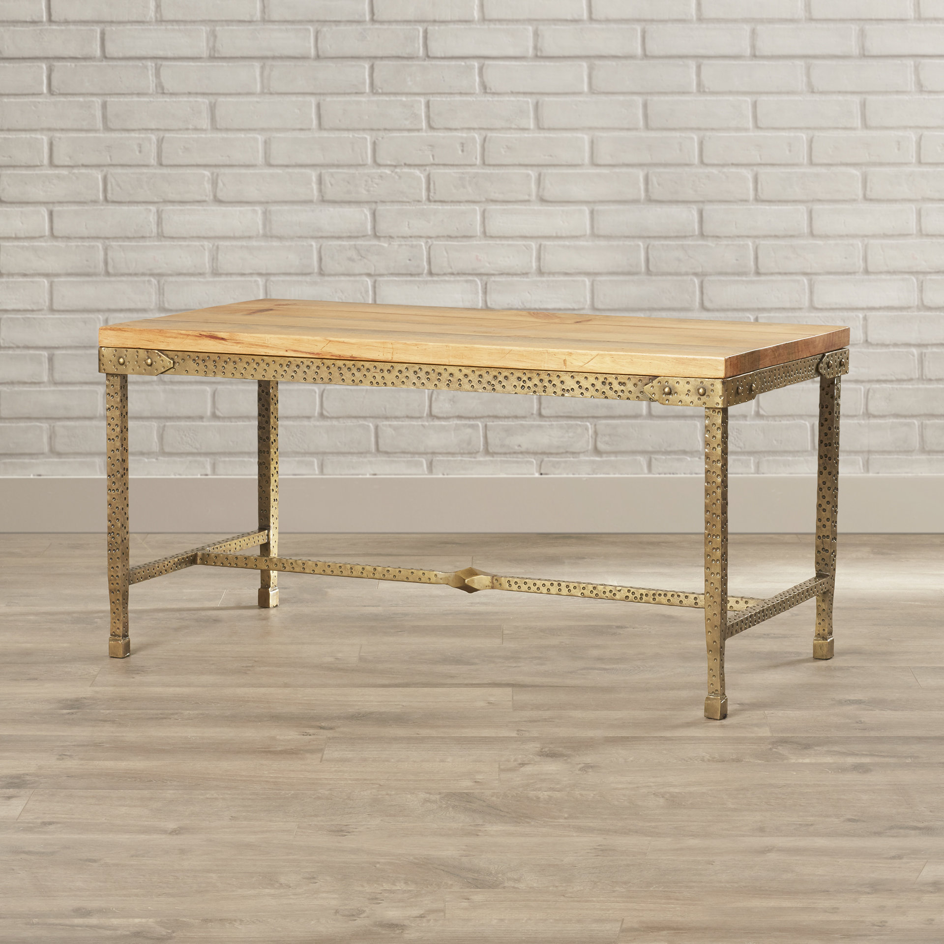 brushed gold coffee table mellie accent with marble top small dresser target reclaimed wood bedside white cabinets ashley bedroom furniture kids drum throne cherry dining set