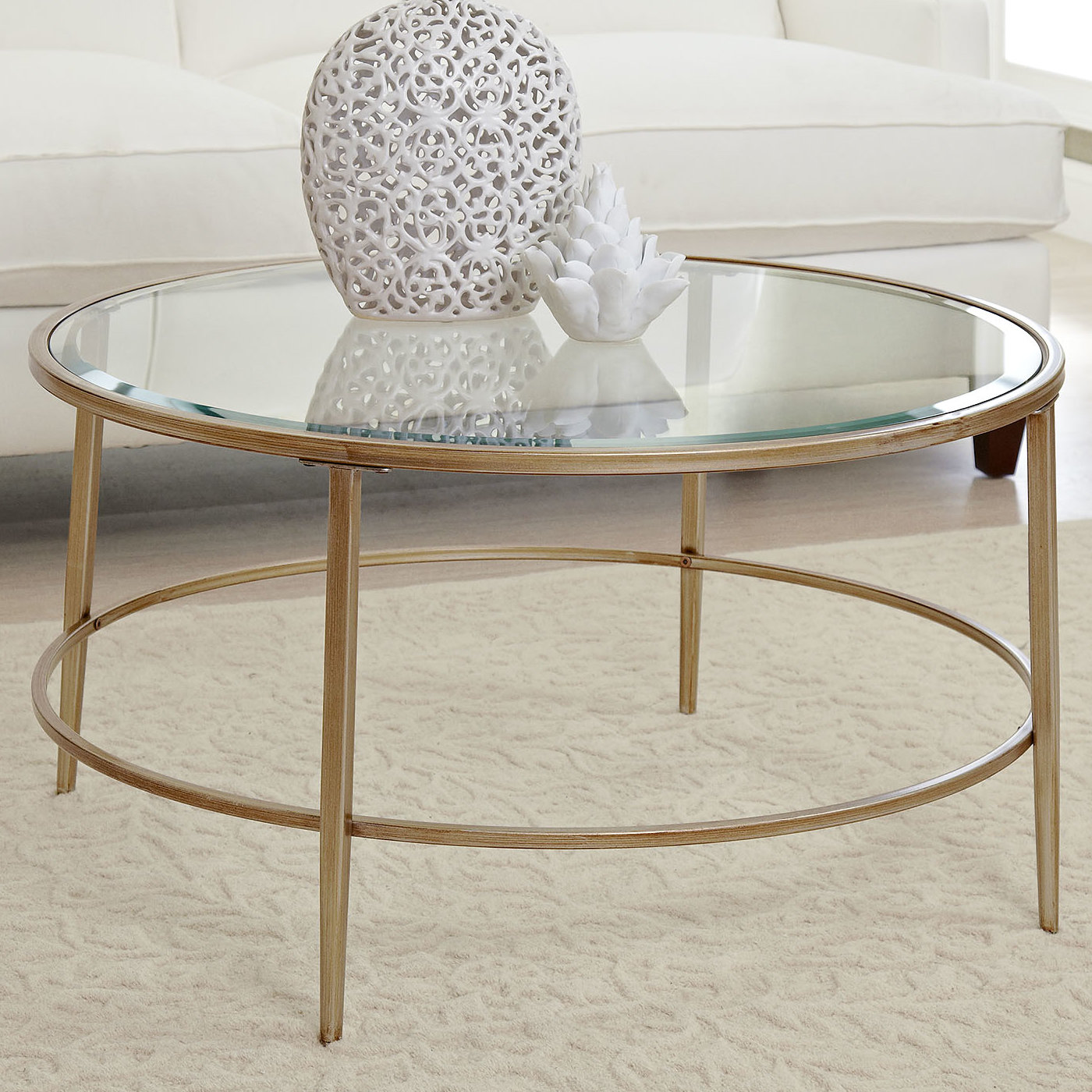 brushed gold coffee table prairie small oval accent narrow cabinet with doors rustic mirage mirrored white childrens desk pier inch deep console wood reading lamp dale tiffany