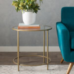 brushed gold side table casanova end hammered accent quickview black home and furniture coral decorative accents bunnings garden living room shelves vinyl tablecloth make your own 150x150
