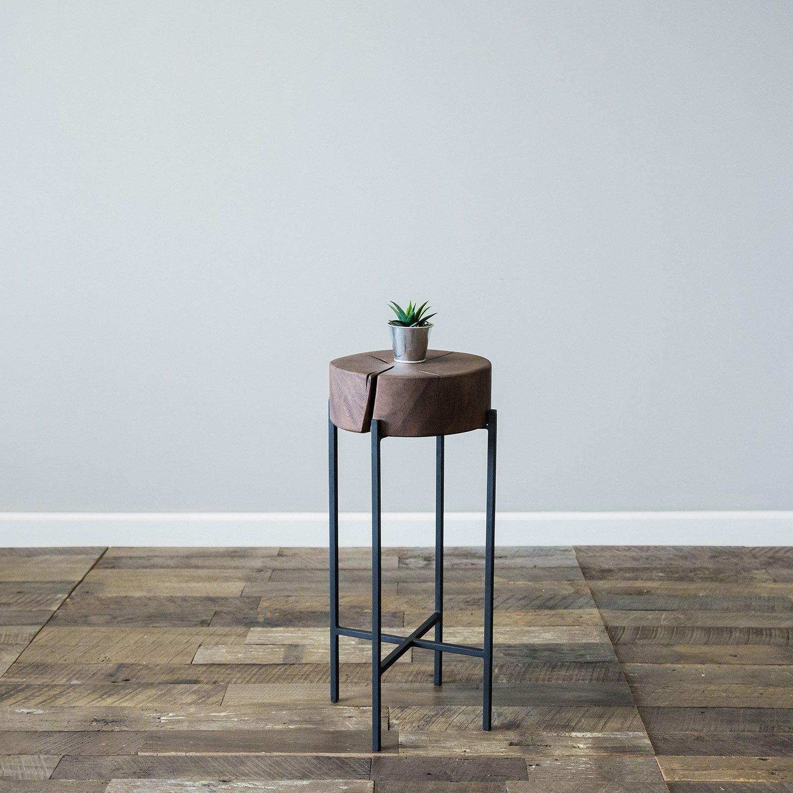 bryce accent table large chestnut trove cinnamon styled stool windham threshold furniture teak sofa living room decor target bedroom vanity interior design ideas for nautical