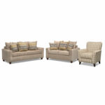 bryden sofa loveseat and accent chair set american signature with table beach house furnishings hampton bay wicker cover factory coffee tray pottery barn small outdoor storage box 150x150