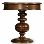 build pedestal accent table khandzoo home decor design simplify round mosaic outdoor inch side outside patio cover wooden bedside drawers wood floor door threshold modern coffee 150x150