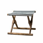 bungalow rose altura mango wood folding accent stool outdoor table home storage cabinets round black metal side off white nightstand long narrow farmhouse dining nautical themed 150x150
