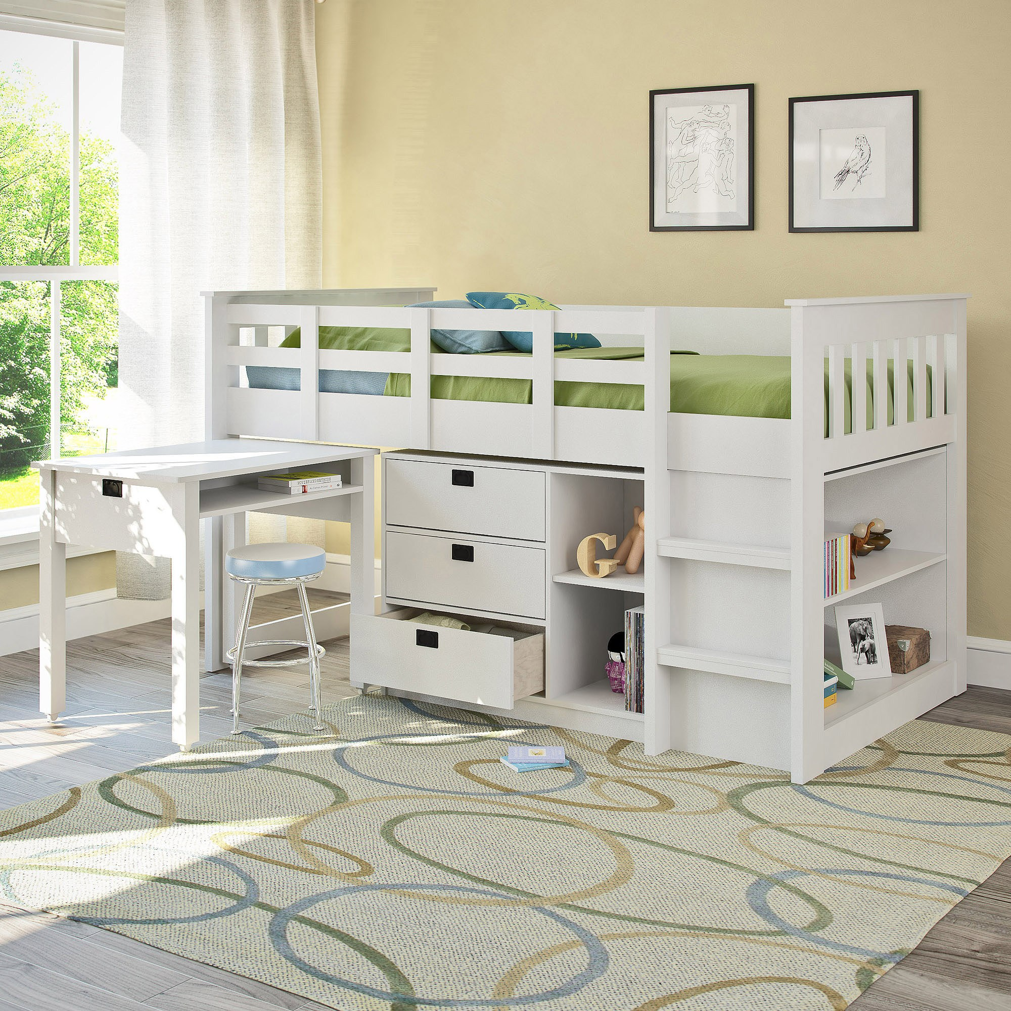 bunk ikea simple popular kids beds perth related zara home congenial loft desk equipped boys double fullsize baby crib bedding sets girlswear quilt covers table furniture