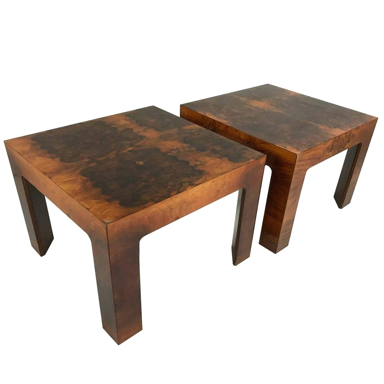 burl wood furniture table sensational pair side tables the style for antique accent mosaic patio coffee barn door ideas light leg extensions laptop wooden legs and bases glass