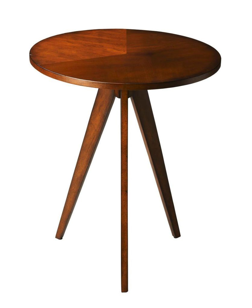 butler furniture modern round accent table medium brown side tables but contemporary small storage chest copper piece coffee sets under green patio outside bar dark wood plastic