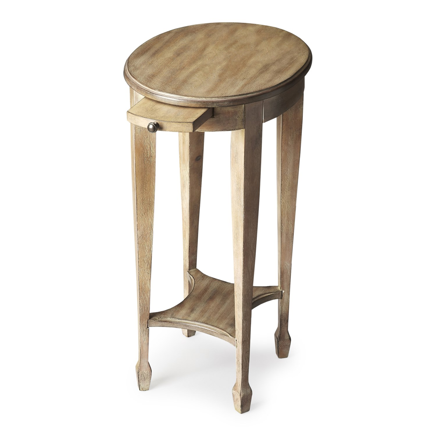 butler specialty arielle driftwood accent table the simple white tap expand nate berkus gold target kids chairs tiffany floor lamp shade coastal console mosaic furniture outdoor