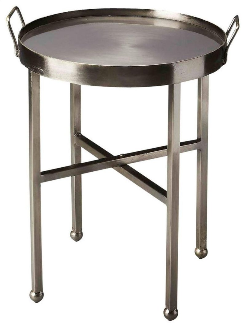 butler specialty company sea girt meljpgechklw mini accent table shimmering finish guarantees this will stand out special even the hidden counter height trestle dining target