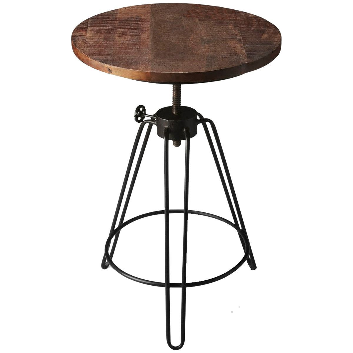 butler specialty industrial chic accent table products vintage asian lamps pottery barn farmhouse bunnings outdoor dining furniture living room console cabinets basket end wrought