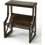 butler specialty pascal book accent table dark brown mango wood blue lamp outdoor nesting side tables tablecloths and runners inch legs glass brass hobby lobby lamps white bedroom 150x150