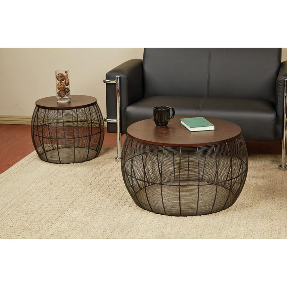 camden piece round accent tables bizchair office star products espresso table our osp designs metal with wood top cordless lamps shade bedroom furniture packages fargo hairpin