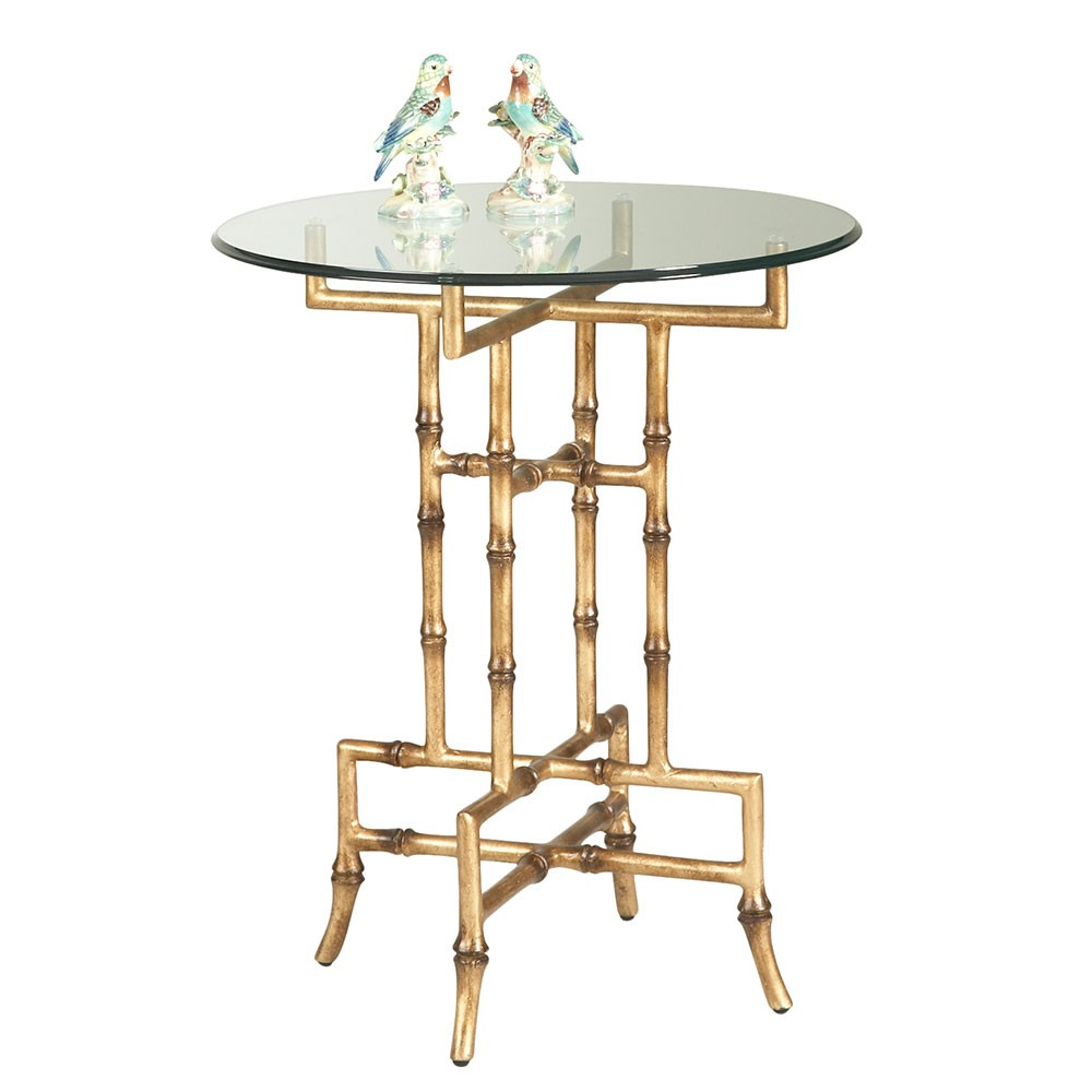 camrose accent table antique gold glass chelsea house industrial tiffany pond lily lamp small narrow console mid century modern bedside tables baby changing pad mint green side