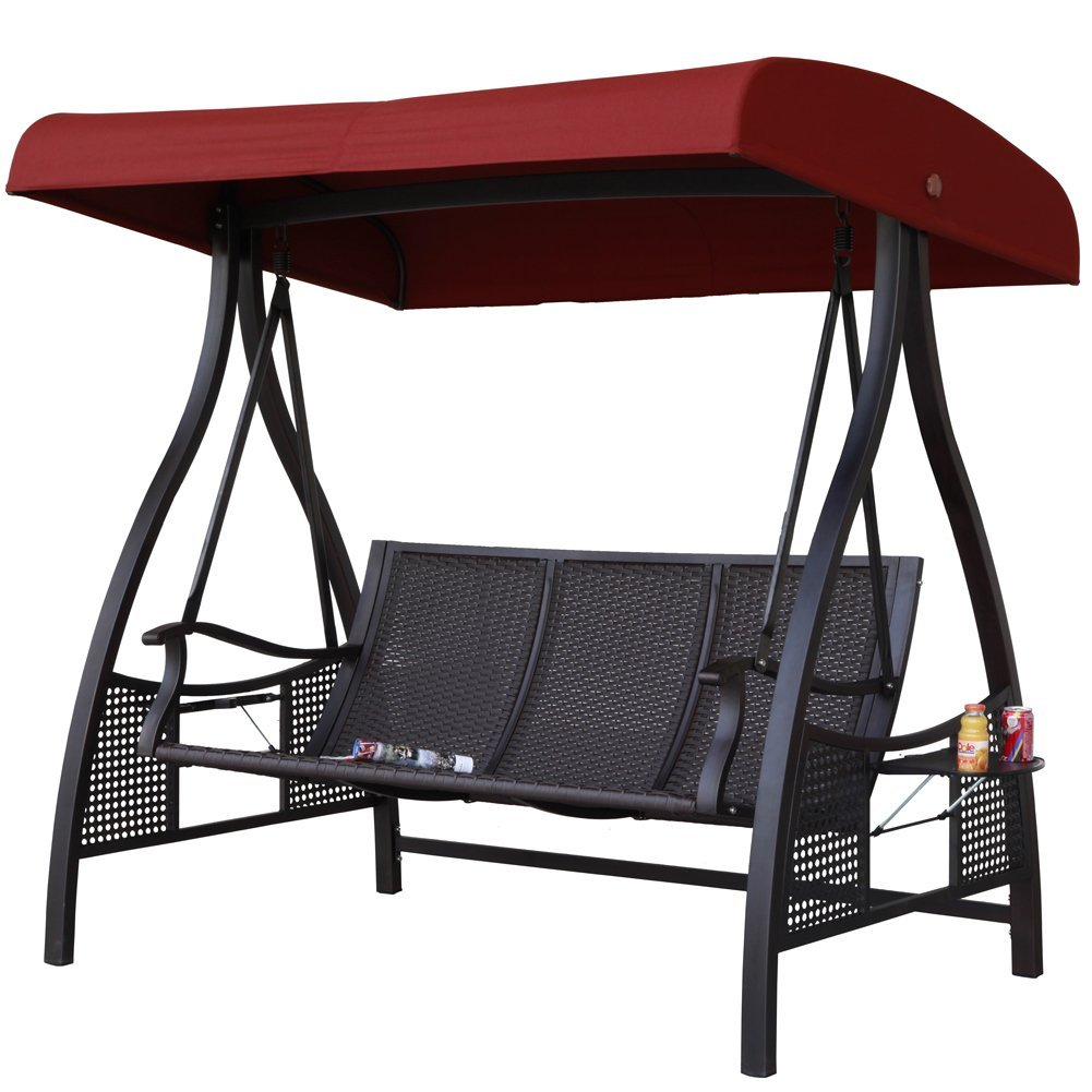 canadian tire dining table can miss takeaways reclining patio person outdoor metal gazebo padded porch swing hammock swings with canopy adjustable tilt red rattan furniture