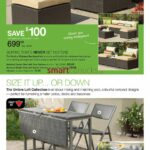 canadian tire spring flyer outdoor side table view all plastic stools bunnings pier living room small grey accent pipe coffee cherry wood end tables set nest mosaic garden dining 150x150