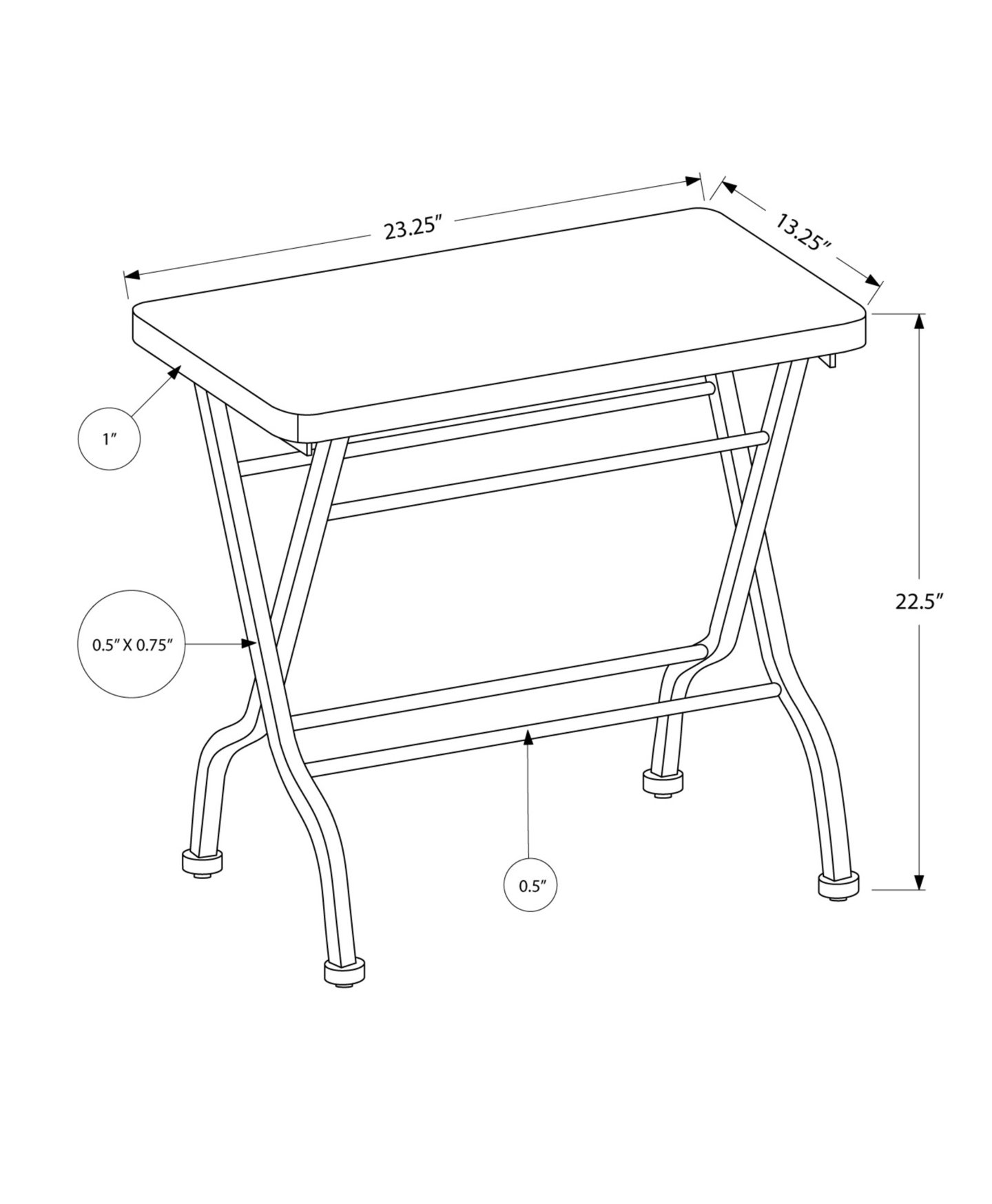 candace basil furniture accent table cherry charcoal black metal folding dale tiffany hand painted lamps west elm coat rack beer cooler coffee ikea bedroom cupboards white round