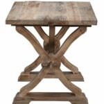 canterbury reclaimed wood end table reviews joss main quatrefoil accent uttermost martel console blue outdoor side occasional tables three piece set small round black ikea garden 150x150
