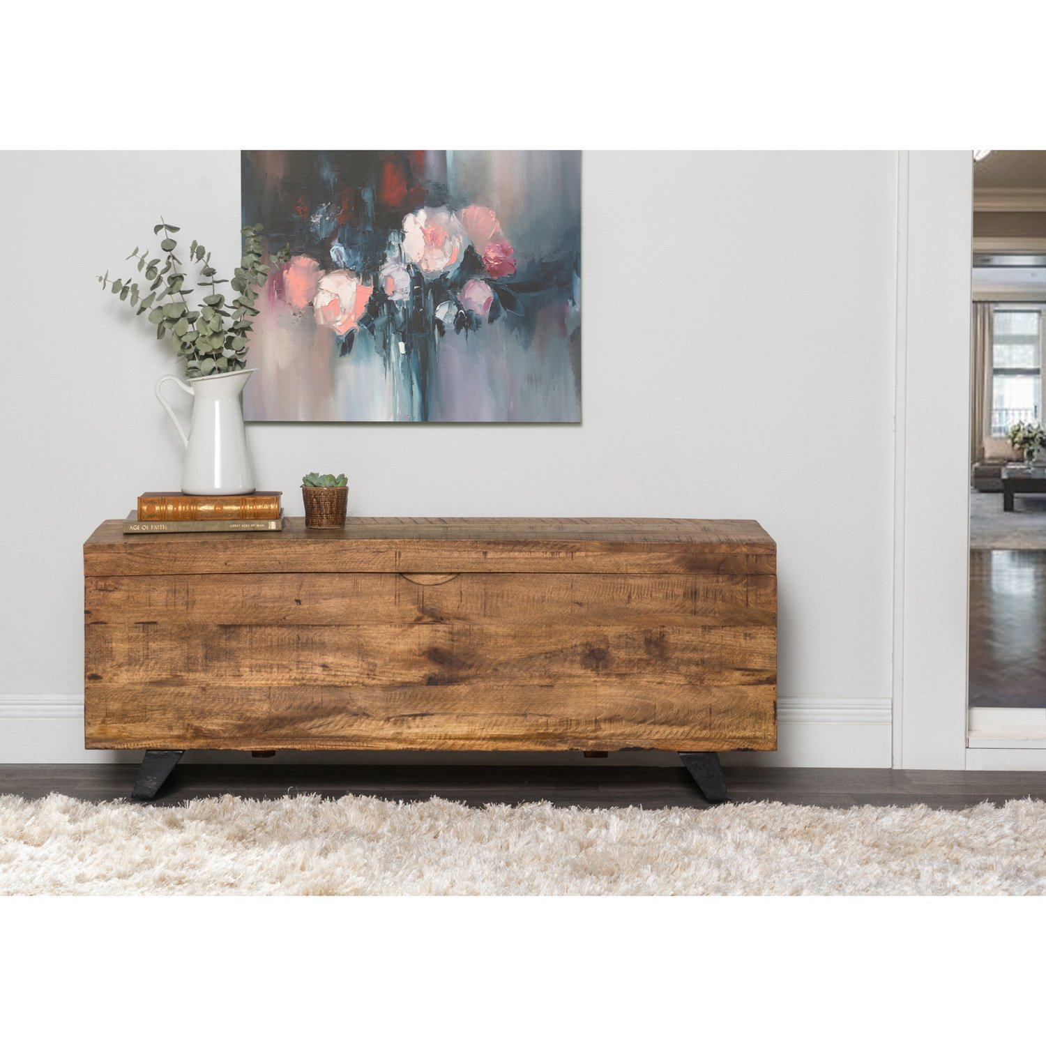carbon loft henrietta mid century raw mango wood storage chest pine canopy pike harrietta piece accent table set free shipping today office depot furniture patio couch antique